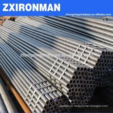 tubulação de aço de carbono sem costura DIN 2448 st35.8