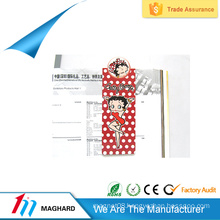 Modern New Fashion fold hot magnetic bookmarks