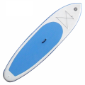 Custom color water sports inflatable prone paddle boards with oar