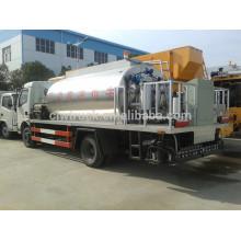 2015 China factory supply Dongfeng 5T asphalt mixer truck,4x2 asphalt tank truck
