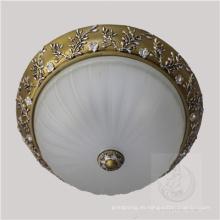 Lámpara de techo de resina para casas (SL92672-3)
