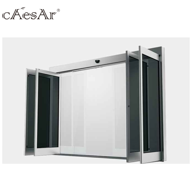 Emergency Escape Glass Door