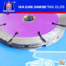 Алмазный режущий клинок Тихий клинок для камня (HZ384)