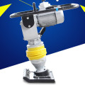 Road construction machinery vibrating plate vibmer
