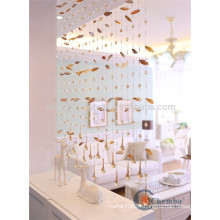 China pearl beaded curtains for home decorative