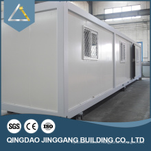China High Quality Glass Door Container House Luxury