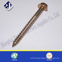 ASME Standard Hex Flange Wood Screw