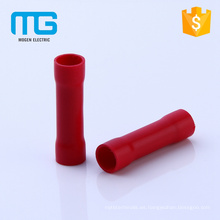 Best price PVC multiple types Insulated butt connectors used for wire
