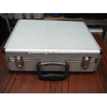 Kundenspezifischer Aluminium-Werkzeugkasten-Aufbewahrungsbehälter