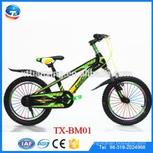 2016 Großhandel besten preiswerten Preis Jungen Fahrräder 18 Zoll 20 Zoll 21 Geschwindigkeit Stahl Material Kind Mountain Bike