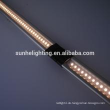 12v dimmable geführtes Kabinettlicht Touch-Schalter-Schranklicht 10w / led Schmucksache-Schaukastenlampe mit Aluminiumprofil