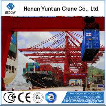 Schiff 50Ton-100Ton, zum des Containerbrücken-Kranes und des STS Kranes zu stützen