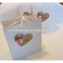 Beautiful gift paper bag manufacturer
