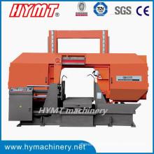 GW42100 Typ horizontale Hochpräzision Bandsägen Schneiden Schere Maschine