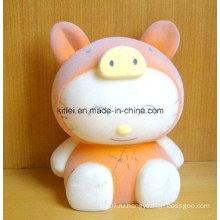 ICTI сертифицированный PU пены мягкий стресс рекламные подарки пластиковые игрушки