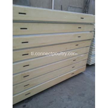 EPS Insulation Sandwich panel