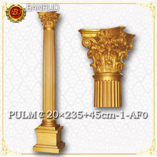 Decorative Polyurethane Roman Column (PULM20*235+45-1-AF0)