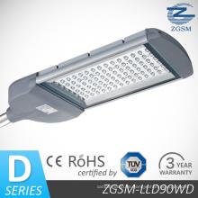 90W Solar LED-Straßenleuchte mit hohem Wirkungsgrad IP65