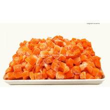 2016 Crop Frozen Carrot Cubes