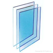 Usine de construction en gros 6mm prix du verre trempé