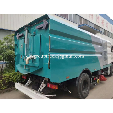 Road Pavement Cleaning Equipment Road Sweeper Truck