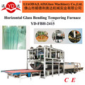 Horizontal Glass Bending Tempering Furnace