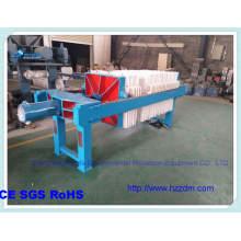 Prensa de filtro de deshidratación de relaves de preparación de mineral de hierro
