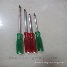 Пластиковая Ручка Ние Хром Отвертка Набор