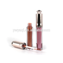 Factory customise private label cosmetic long lasting shine matte lip gloss for sexy lady