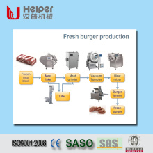 Fresh Burger Forming line