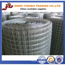 2016 Hot Saling Galvanized Welded Wire Mesh Panel/Welded Steel Wire Mesh/Perforated Steel Wire