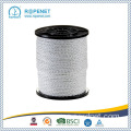 White Color Electric Pagar 3 Strands Twisted Rope