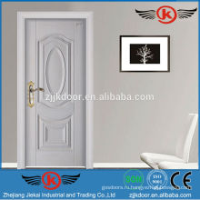 JK-SW9202 горячий новый дизайн декоративные использованные внутренние двери из массива дерева