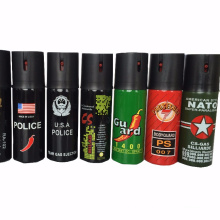 60 ml colorful pepper spray