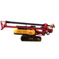 Crawler hydraulic rotary drilling rig
