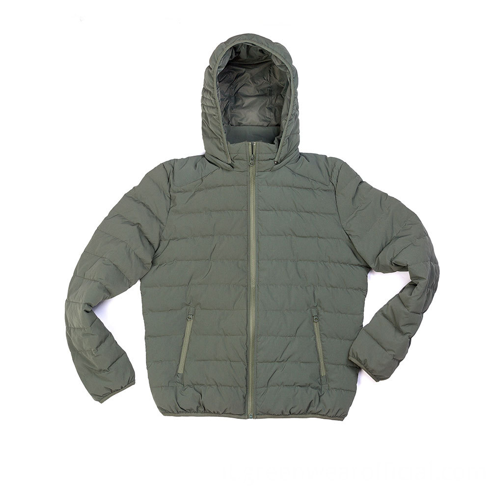 b gotham down jacket
