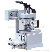 TM-100 Desktop Manual Ink Tray Pad Printer Machine