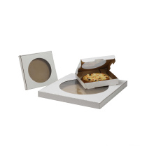 Disposable Take out Paper Custom Pizza Packing Boxes