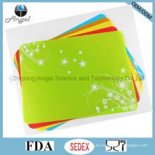 Antideslizante de mesa de silicona Estera de silicona para hornear Sm32