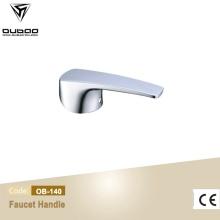 Reemplazo del grifo del baño Accesorio palanca manija de zinc