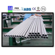 Seamless Stainless Steel Pipe of Super Duplex Uns S32750 S32760 S31803 S32250 904L