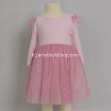 robe bébé fille robe de princesse rose