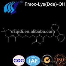 El mejor precio de fábrica de la compra para Fmoc-Lys (Dde) -OH Cas No.150629-67-7