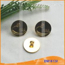 Zinc Alloy Button&Metal Button&Metal Sewing Button BM1613