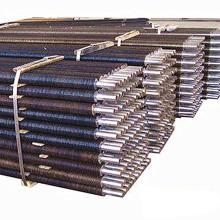 Economizador de tubo con aletas de acero al carbono