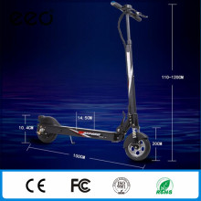 ce/rohs/fcc certificated 2 wheel balance scooter from manufactory factory