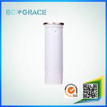 Zementwerk 100% Polyester Luftfiltertasche