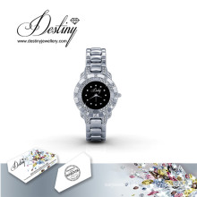 Destiny Jewellery Crystal From Swarovski Contracted Crystal Watch