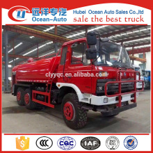 Dongfeng 6x6 watering car for sale