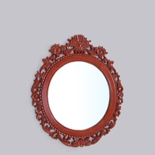 Espejo de vanidad de alto grado de estilo chino